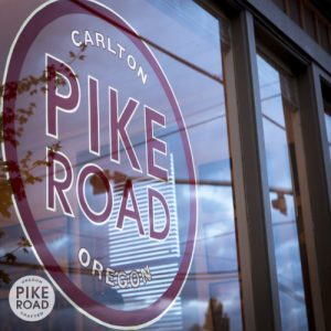 pike-road-signs-at-the-winery-in-carlton-oregon-2