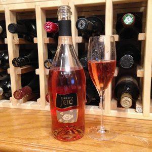 Bisol Desiderio Jeio Cuvée Rosé Brut Spumante NV