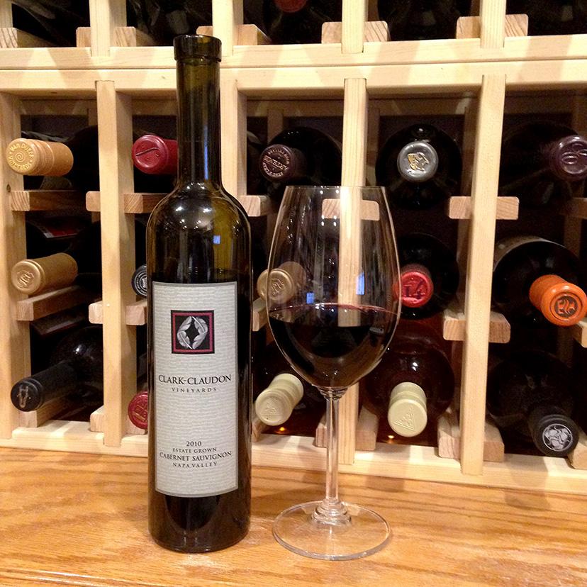 Clark Claudon Vineyards Cabernet Sauvignon Napa Valley