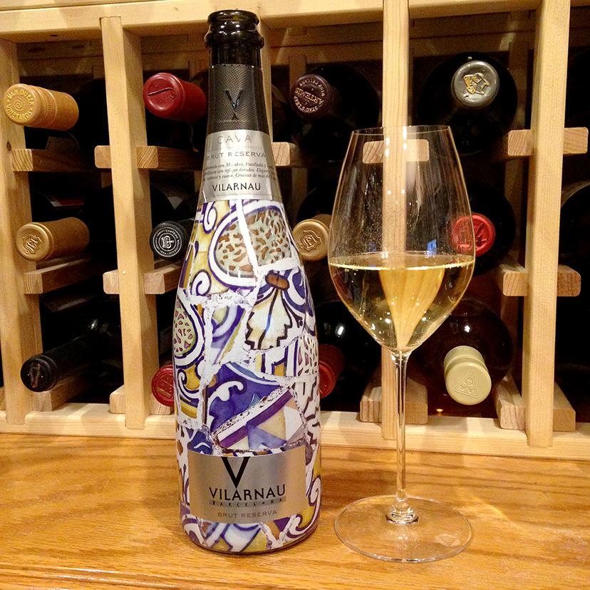 b23cc15bcd3c7 Vilarnau Brut Reserva Cava NV – Gus Clemens on Wine