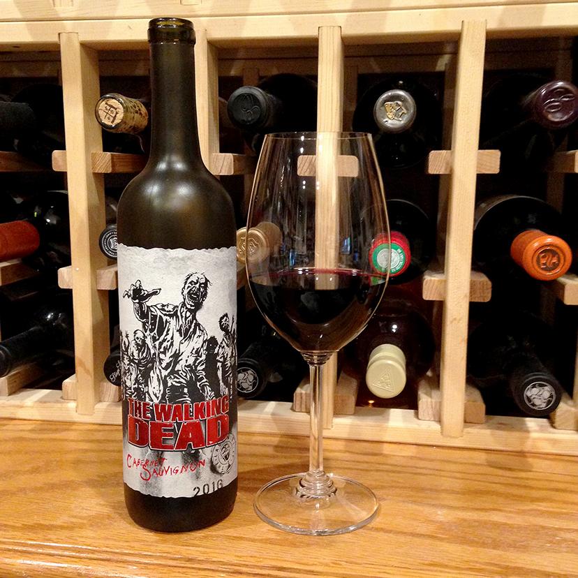 The Last Wine Company The Walking Dead Cabernet Sauvignon