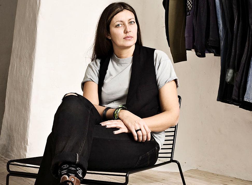 Label artist Rikke Horff